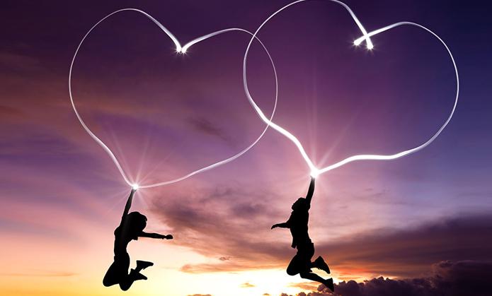 ¿Enamorado del amor?